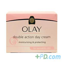 Olay Double Action Day Cream Moisturising For Normal Skin - 50ml
