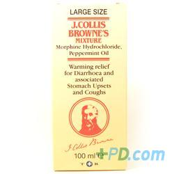 J.collis Brownes Mixture - 100ml