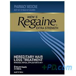 Men's Regaine Extra Strength 1 Month Supply