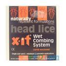 X.it Head Lice Wet Combing System - 2 Complete Applications