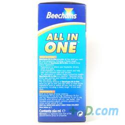 Beechams All In One Non drowsy Syrup 160ml