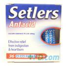 Setlers Tablets Peppermint - 36 Tablets