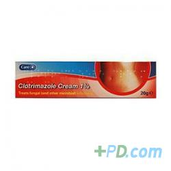 Clotrimazole Cream 1% - 50g