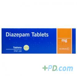 Diazepam 10mg 28 Tablets