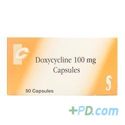 Doxycycline 50mg 28 Capsules