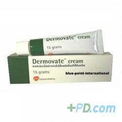 Dermovate Cream 30g buy online from Pharmplex Direct - UK