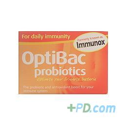 Optibac Probiotics For Daily Immunity - 30 Capsules One-a-day