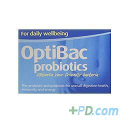 Optibac Probiotics For Daily Wellbeing - 60 Capsules Two-a-day