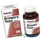 Healthaid Brewers Yeast - 500 Tablets