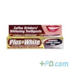 Healthaid Plus + White Coffee Drinkers Whitening Toothpaste (100g) - 1