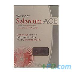 Wassen Selenium - Ace - 30 Tablets One-a-day