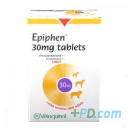 Epiphen 30mg Tablet - C/d (sch 3) Non Returnable