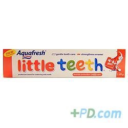 Aquafresh Little Teeth 4-6 Years - 50ml