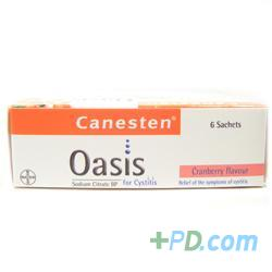 Canesten Oasis Cranberry Flavour- For Cystitis