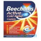 Beechams Active Cold Relief 14 Caplets