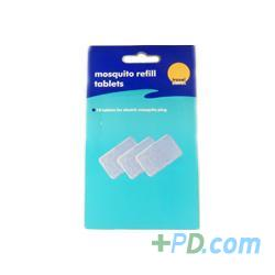 Travel Extras Mosquito Refill Tablets - 10 Tablets