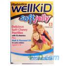 Vitabiotics Wellkid Soft Jelly Plus Malt & Flaxseed Oil - 30